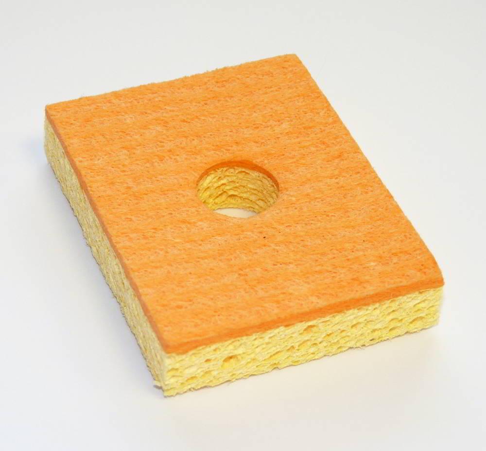 ספוג למלחם דו שכבתי-אריזה של 5