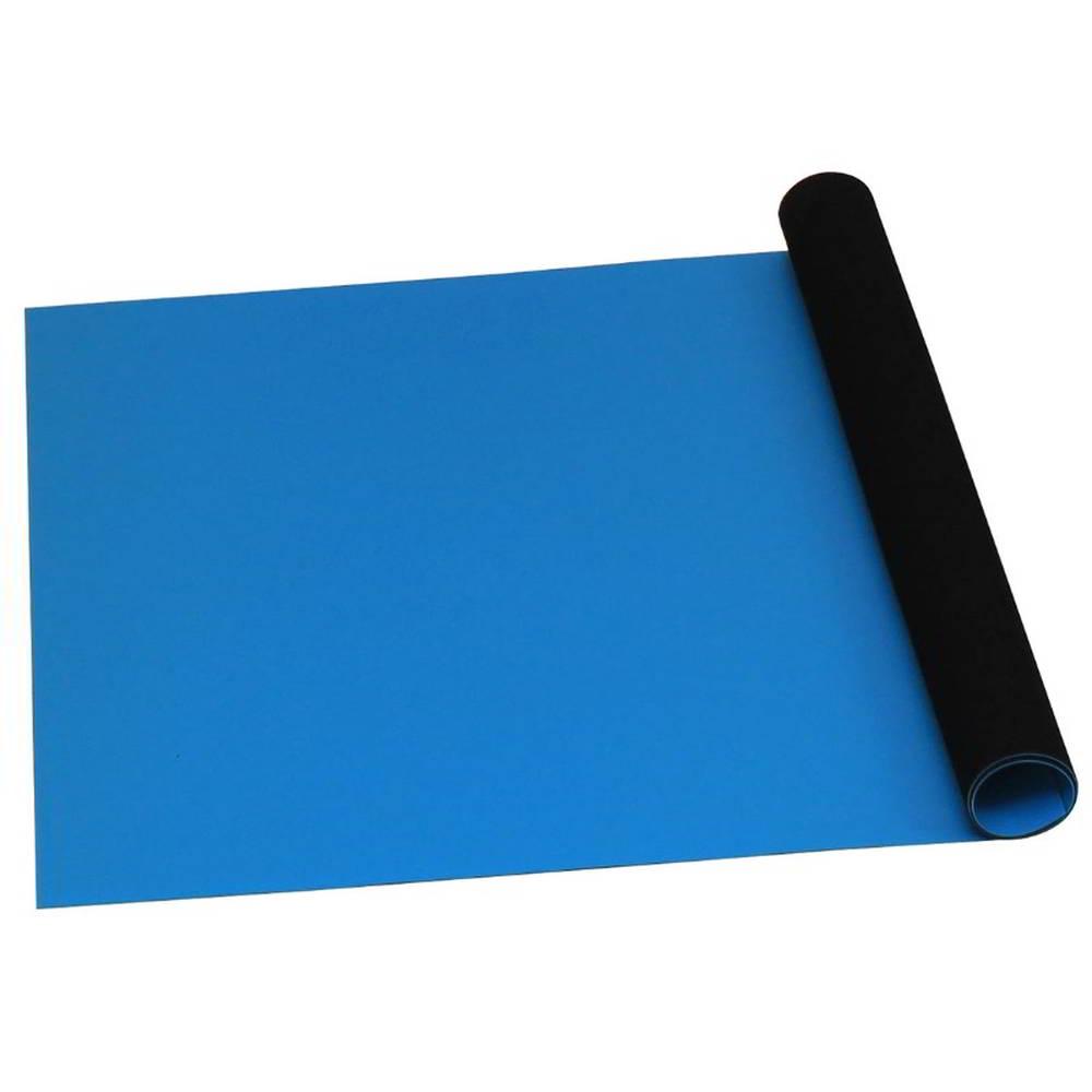 משטח אנטי סטטי כחול 120x76 ס